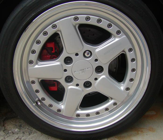 """Cars For Sale Bay Area >> AC Schnitzer Type II Racing ACS 17"""" Inch Rims - $1100"""