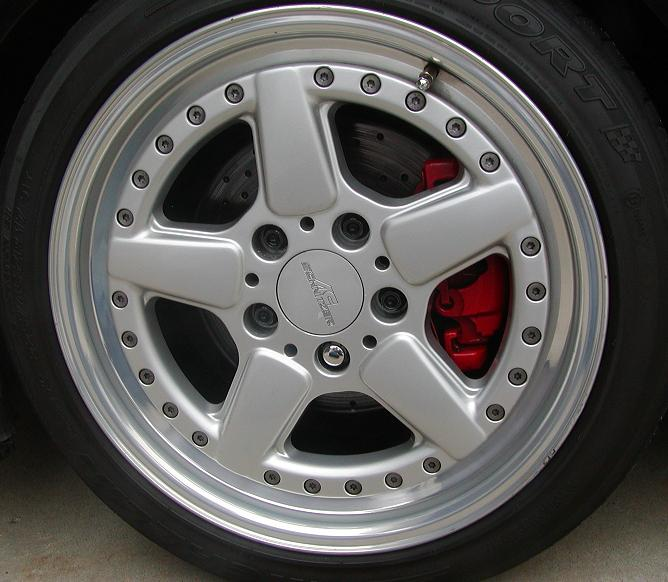 "AC Schnitzer Type II Racing ACS 17"" Inch Rims"